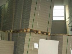 厂家直销250-1600G一次成型双灰纸/灰卡