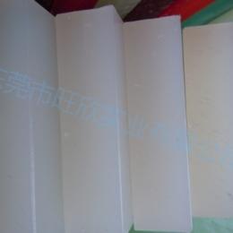 厂家直供耐高温PP板材冲床垫板裁断板白色PP板
