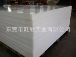 PE板是一种高性能热塑性工程塑料
