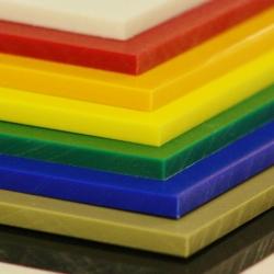 供应白色冲床板 裁断胶板 啤机下料PP板 塑料斩板 冲板 开料垫板