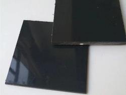 黑色PE板